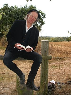 Martin Newell (musician) - Martin Newell in 2007