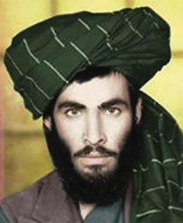 Mohammed Omar Founder and former leader of the Taliban (1960–2013)