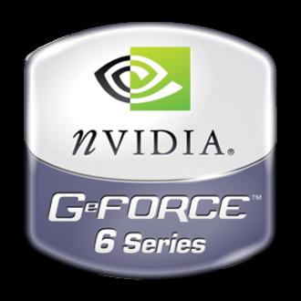 GeForce 6 series - GeForce 6 logo