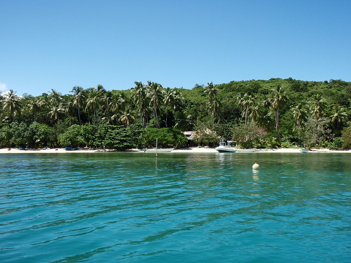 Moala Island Fiji Resort