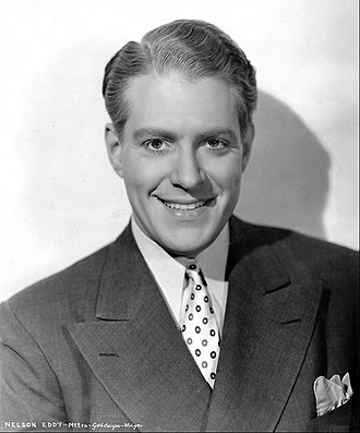 Nelson Eddy - Eddy at the start of his film career in 1935.