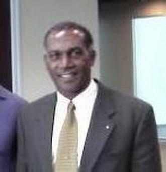 Premier of Nevis - Image: Nevis Amory