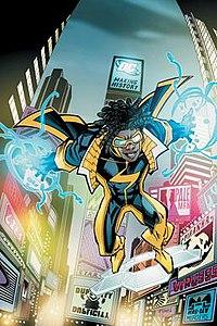 Static (DC Comics) - Wikipedia
