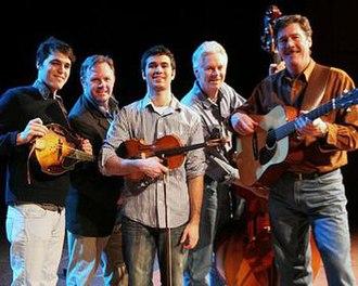 Northern Lights (bluegrass band) - Latest line-up of the band as of 2010: Eric Robertson, Alex MacLeod, Mike Barnett, John Daniel, Bill Henry