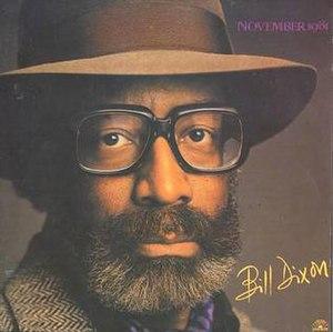 November 1981 (album) - Image: November 1981 (album)