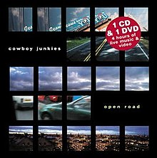 Road And Track >> Open Road (Cowboy Junkies album) - Wikipedia
