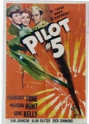 Pilot No. 5 - Theatrical release poster