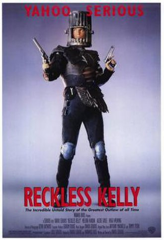 Reckless Kelly - Theatrical release poster