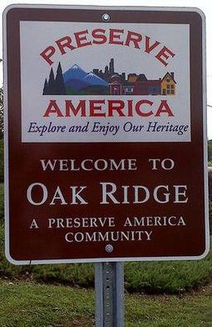 Preserve America - Image: Preserve america sign