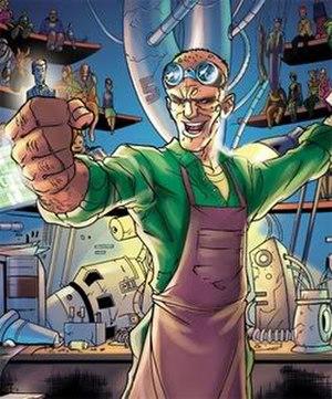 Puppet Master (Marvel Comics) - Image: Puppet Master comic