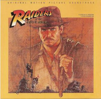 Raiders of the Lost Ark (soundtrack) - Image: Raiders soundtrack