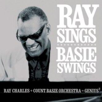 Ray Sings, Basie Swings - Image: Ray Charles Ray Sings Basie Swings