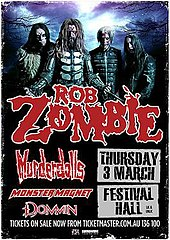 Rob Zombie Melbourne Sideshow Poster.jpg