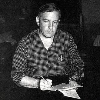 R. Gordon Wasson - Wasson in 1955