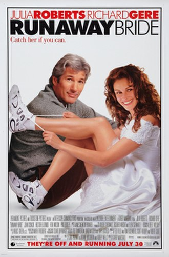 Runaway Bride (film) - Theatrical release poster