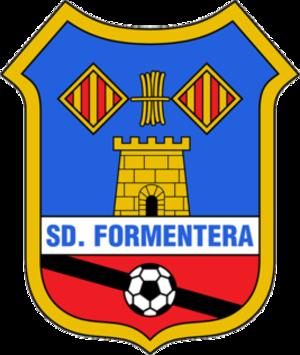 SD Formentera - Image: SD Formentera logo