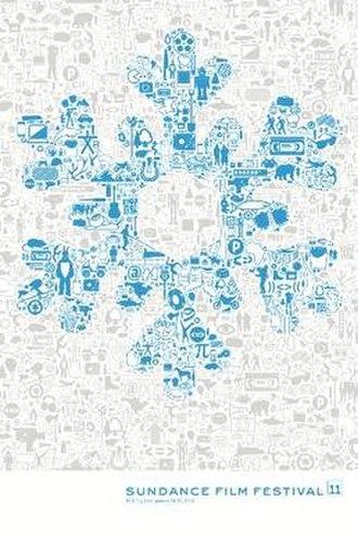 2011 Sundance Film Festival - Festival poster