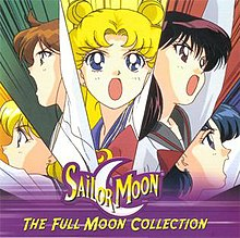 Sailor Moon soundtracks (USA) - Wikipedia, the free encyclopedia