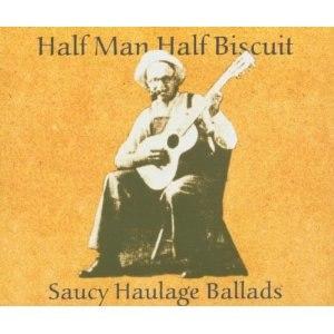 Saucy Haulage Ballads - Image: Saucy Haulage Ballads cover