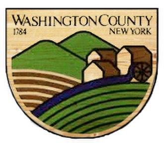 Washington County, New York - Image: Seal of Washington County, New York