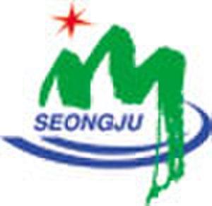 Seongju County - Image: Seongju logo