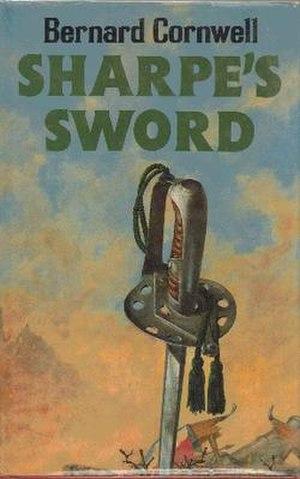 Sharpe's Sword (novel) - First edition