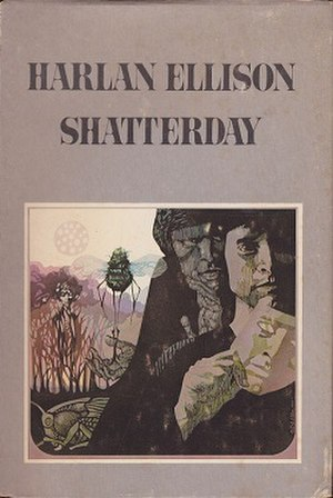 Shatterday (short story collection) - First edition