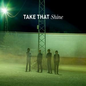Shine (Take That song) - Image: Shine cover