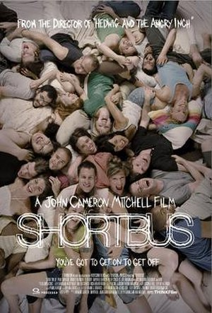 Shortbus - Theatrical release poster