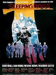 La afiŝo por Sleeping Dogs (1977)