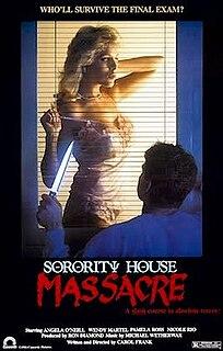 <i>Sorority House Massacre</i> 1986 film