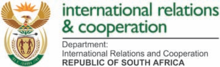 South Africa Department of International Relations and Cooperation logo.png