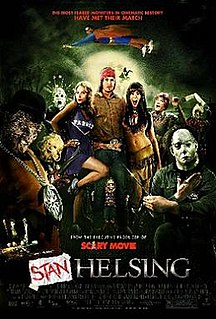 <i>Stan Helsing</i> 2009 film by Bo Zenga