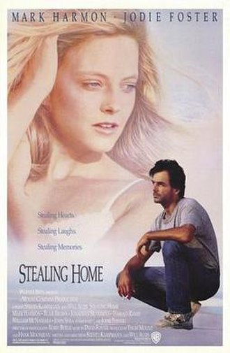 Stealing Home - Theatrical poster