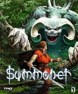 <i>Summoner</i> (video game)