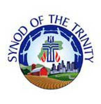 Synod of the Trinity - Image: Synod of the Trinity logo