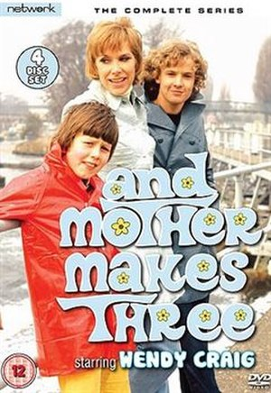 ...And Mother Makes Three - David Parfitt, Wendy Craig, Robin Davies