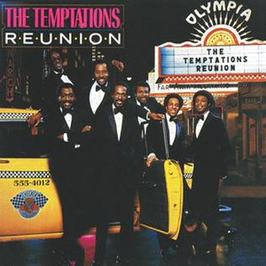 Reunion (The Temptations album) - Image: Tempts reunion