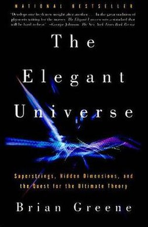 The Elegant Universe - Hardcover edition