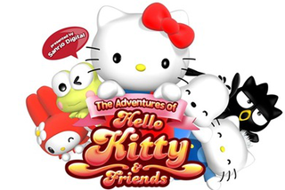 <i>The Adventures of Hello Kitty & Friends</i> television series