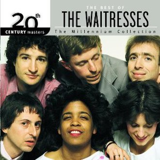 20th Century Masters – The Millennium Collection: The Best of The Waitresses - Image: The Best of The Waitresses 2003