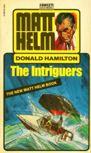 The Intriguers - US paperback edition