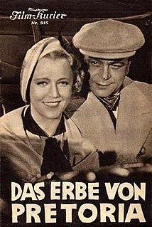 <i>The Legacy of Pretoria</i> 1934 film