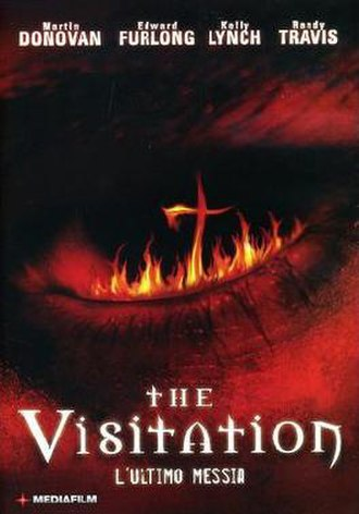 The Visitation (film) - Image: The Visitation Video Cover