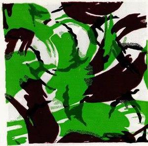 United/Zyklon B Zombie - Image: Throbbing Gristle United Camouflage Cover