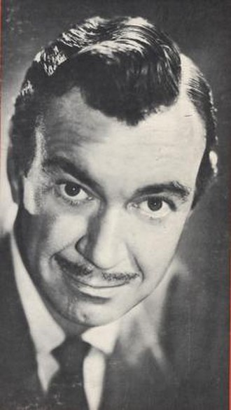 Thurl Ravenscroft - Ravenscroft in 1967