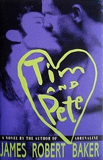 <i>Tim and Pete</i> book by James Robert Baker
