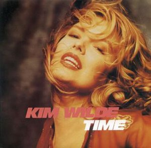 Time (Kim Wilde song) - Image: Time Kim Wilde