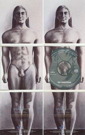 One Shot (Tin Machine song) - Image: Tin Machine One Shot Single Cover