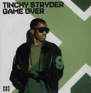 Game Over (Tinchy Stryder song) - Image: Tinchy Stryder Game Over